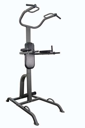 Power Tower VKR Pull Up Knee Lift Chin & Chinning Home Multi Gym Workout