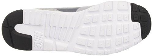 Nike Herren Air Max Tavas SE Sneakers Grau (Wolf Grey/Wolf Grey/Cool Grey/Bright Crimson)
