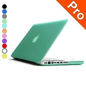 """HC- duro hat-príncipe mate pc protectora caso de cuerpo completo y película del teclado para MacBook Pro 13,3 """"/ 15,4"""" (colores surtidos) , red , 13.3"""""""