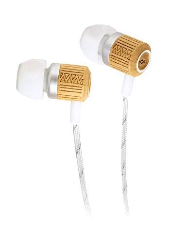 House of Marley EM-JE051-DR Chant Drift Earbud Headphones