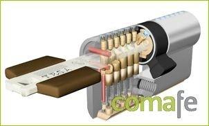 elegir original baratas diseñador de moda Tesa Cylinder Security Tesa TK100: Amazon.co.uk: DIY & Tools