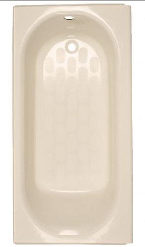 American Standard 2393202.222 Princeton Recess Bathtub for Above Floor Rough Installation, Linen