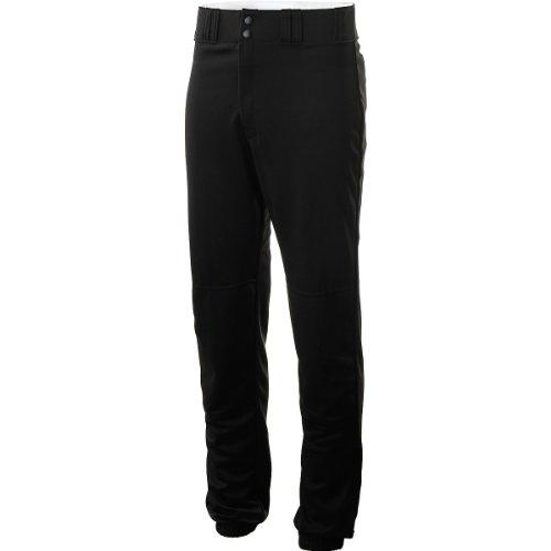 Pants Mens Deluxe Baseball - Easton Adult Deluxe Baseball Pant, Black (Small)
