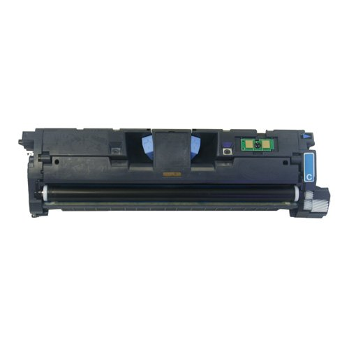 Generic Remanufactured Toner Cartridge Replacement for HP Q3961A ( Cyan )