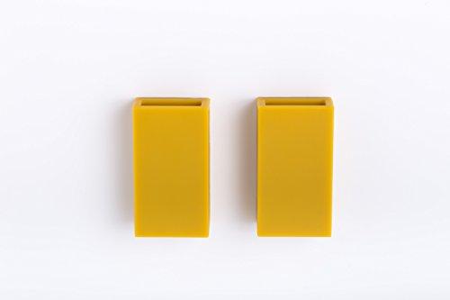 Geelli gls-2s0-c25Polyurethane Gel listò Mustard 5x 2.5x 9cm