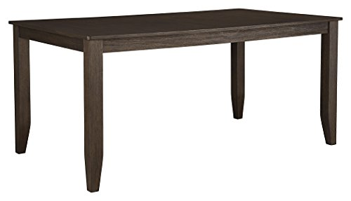picture of Signature Design By Ashley » Dresbar Dining Room Table » Gently Distressed