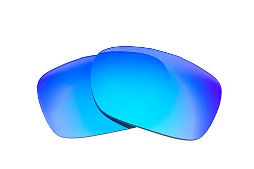 LenzFlip lenses Compatible with Oakley TWOFACE XL sunglasses Polarized Replacement lenses- Crafted in ()