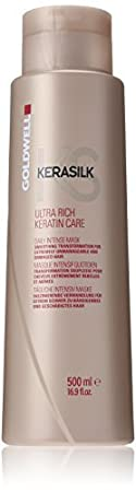 Goldwell KS Ultra Rich Keratin Care Daily Intense Mask for Unisex, 16.89 Ounce by Goldwell