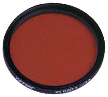Tiffen 405R25 40.5mm 25 Filter (Red)