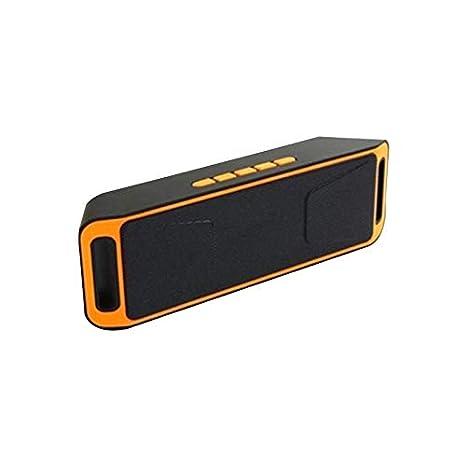 Fin del desierto Altavoz Bluetooth Portátil Mini Tarjeta de ...
