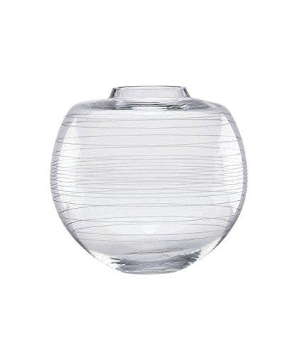 Dansk Baltic Glass Bowl, Rose
