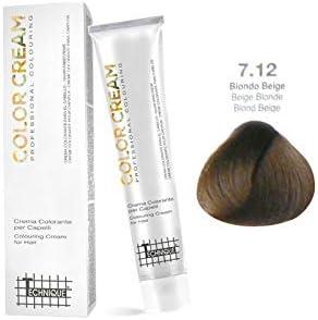 Technique Color Cream – Tinta 100 ml 7.12 Biondo Beige