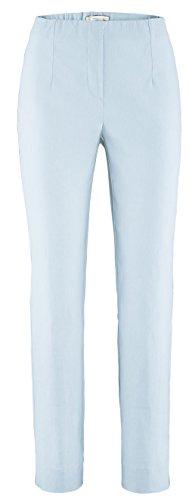 De 742 Pierna Loli Con Cómodos Mujer Azul Pantalones Claro Stehmann Estrecha 5wZq1F