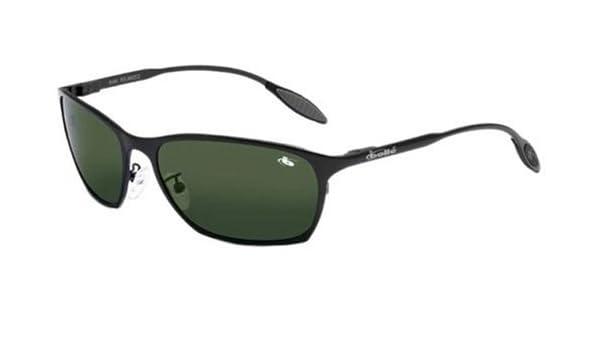 Bollé Gafas de Sol Hampton, Unisex, Satin Gun: Amazon.es ...