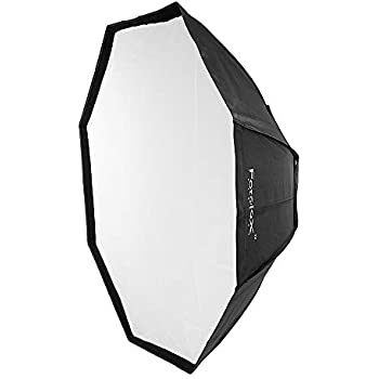 Standard Softbox with Silver Reflective Interior with Double Diffusion Panels Softbox with Flash Speedring for Yongnuo Speedlights//Hot Shoe Flash 60x60cm Fotodiox Pro 24x24