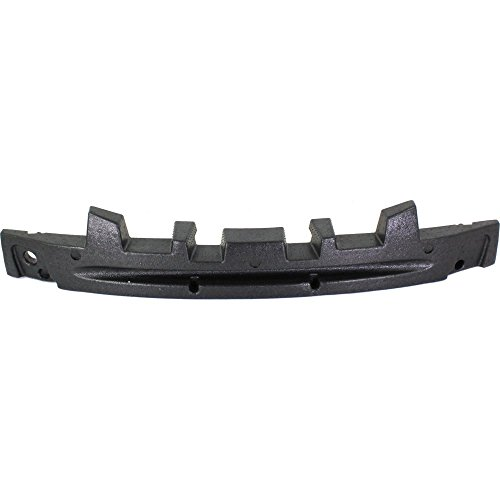 Front Bumper Absorber Impact compatible with Nissan Altima 10-12 Sedan ()