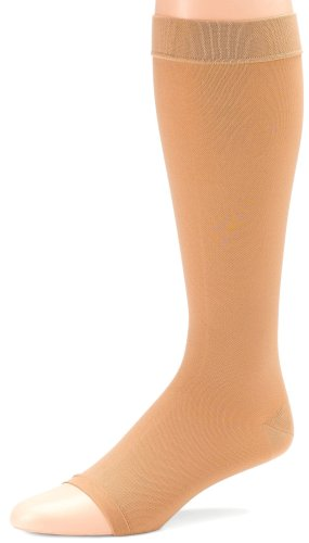 Futuro Futuro Medical Hosiery Knee High, Small, Nude, Fir...