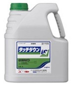 タッチダウンIQ 5L 除草剤 シンジェンタ B00MHB9TAC