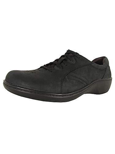 Aravon Womens Power Comfort Tie Sneaker