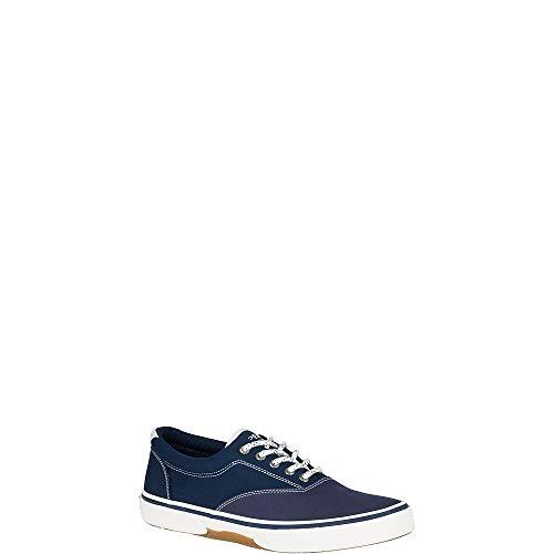 (SPERRY Men's, Halyard Sneaker Nautical Navy 10 M)