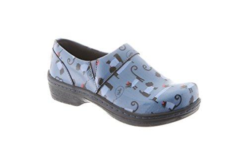 Klogs Footwear Women's Mission Medium Bonjour Patent Size 095 ()