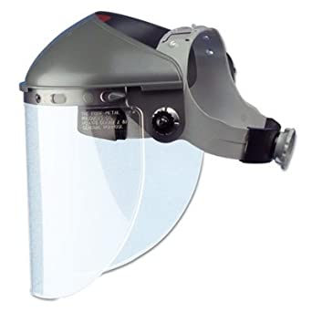 "Honeywell Safety Welding Face Shield Shade 5 IR 8x16-1//2/"" FIBRE-METAL 4178IRUV5"