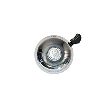 Firmstrong Classic Beach Cruiser Bicycle Bell, Chrome