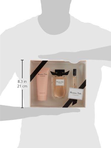 Massimo Dutti Agua de Colonia + Loción Corporal + Agua de Colonia Miniatura - 1 Pack: Amazon.es: Belleza