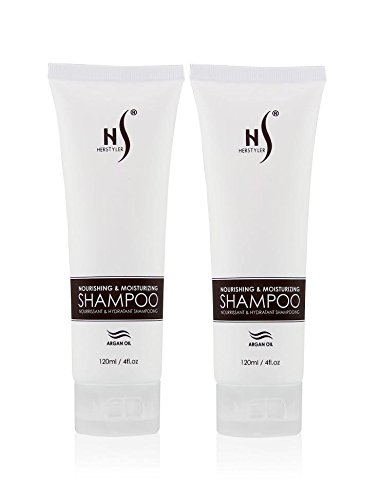 Herstyler Nourishing & Moisturizing Shampoo, 120 Ml / 4 F...