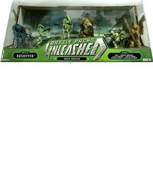 Hasbro Star Wars Battle Packs Unleashed: Battle of Kashyyyk Droid Invasion