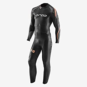 ORCA 3.8 Enduro Fullsleeve Men's USAT Approved Triathlon Wetsuit