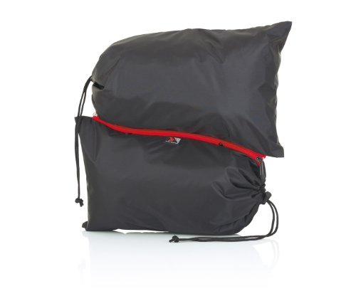 Pack Easy Schuhtasche Bag In Bag, schwarz
