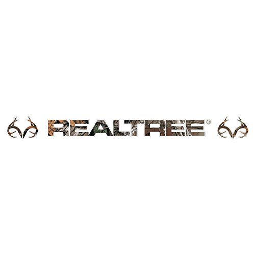 Realtree Windshield Logo Decal | Xtra Camo | 38