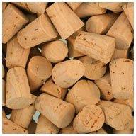WIDGETCO Size 0 Cork Stoppers, Standard by WIDGETCO