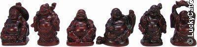 Set of Mini Buddhas by India