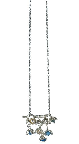 Itty Bitty Shells - Michael Michaud for Silver Seasons Retired Itty Bitty Shell Silver Necklace 8192