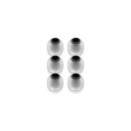RHA Dual Density Silicone Tips for Earphone - 3 pairs (Medium)