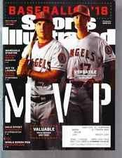 Sports Illustrated Magazine (March 26 2018 - April 2, 2018 ~ MVP