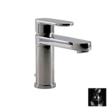 Santec 6680BO10 Estate Bravo Polished Chrome Single Handle Bathroom Faucet. Santec 6680BO10 Estate Bravo Polished Chrome Single Handle