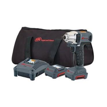 Ingersoll Rand W1120-K2 1/4 12V Impact Wrench Kit