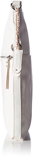 Esprit Shoppers Mujer White hombro 067ea1o005 bolsos de y Blanco ZZnwSqTxA