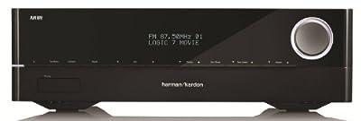 Harman Kardon AVR 1510 5.1-Channel 75-Watt Networked Audio/Video Receiver