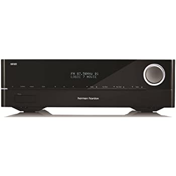 Harman Kardon AVR 1510 5.1-Channel 75-Watt Networked Audio/Video Receiver