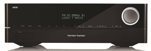 Harman Kardon AVR 1510 5.1-Channel 75-Watt Networked Audio/Video Receiver by Harman Kardon