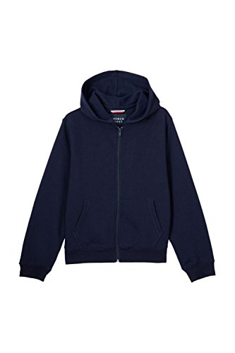 French Toast Big Boys' Fleece Hoodie, Navy, XXL (18/20)