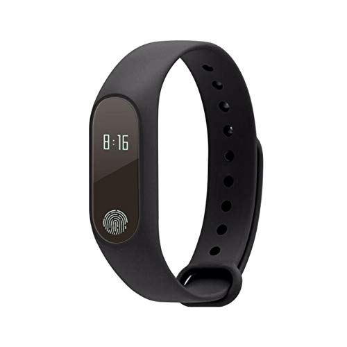 0.42 Inch OLED Screen APP Message Reminder Smart Watch Fitness Tracker Heart Rate Monitor Smart Wrist Watch