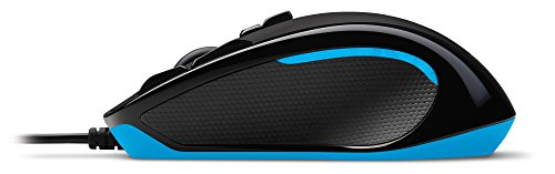 logitech g300s optical ambidextrous gaming mouse 9 import it all. Black Bedroom Furniture Sets. Home Design Ideas
