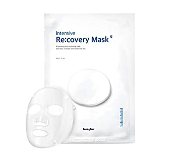 Hushu Intensive Recovery Mask, Korean Premium Facial mask 10 Sheets