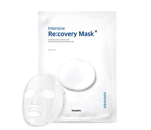 Hushu Intensive Recovery Mask, Korean Premium Facial mask 10 ()