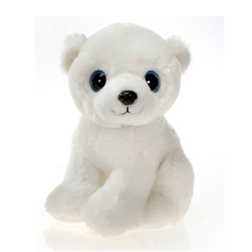 big stuffed animal polar bear - 9